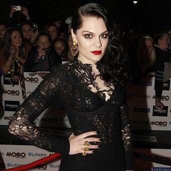 Jessie J arrives at the Mobo awards 2011, where she picked up four gongs