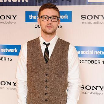 Justin Timberlake's latest role is physically demanding