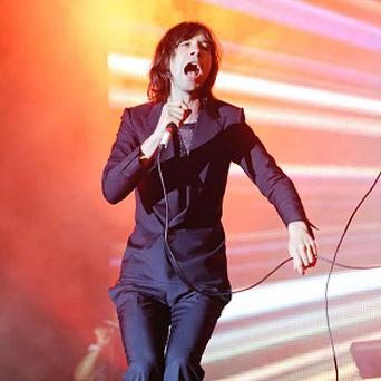 Primal Scream thought one of their hits had been used during the Tory conference