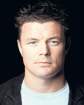 rugby player Brian O'Driscoll