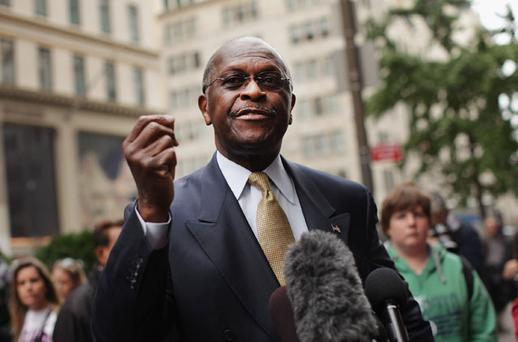 FRESH LOOK: Herman Cain is surprising many pundits