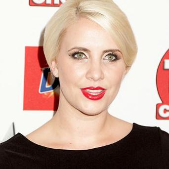 Claire Richards says she has ditched the diets for good