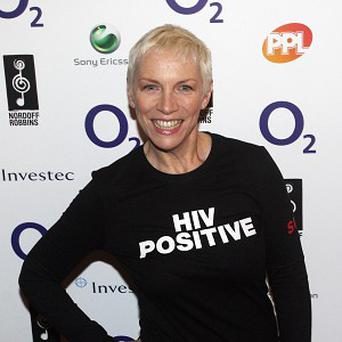 Annie Lennox will be recognised for her stellar music career with the Eurythmics and as a solo artist