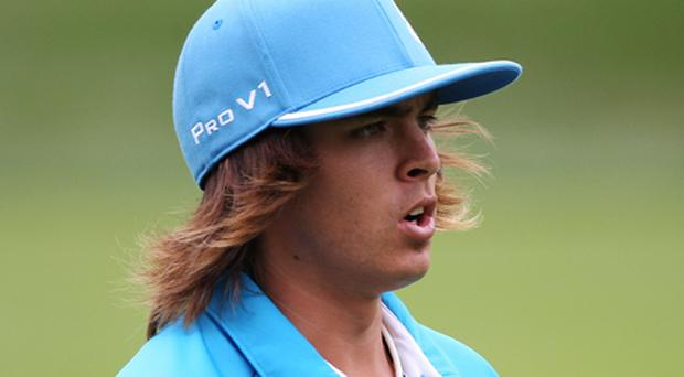 Rickie Fowler. Photo: Getty Images