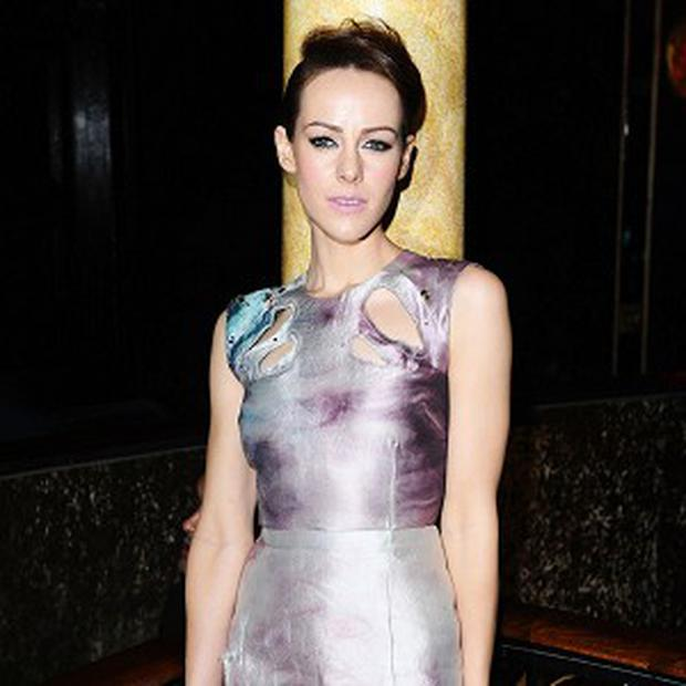Jena Malone recently starred in the action flick Sucker Punch