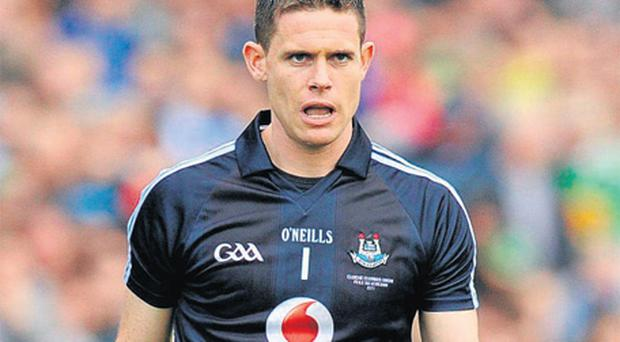 Dublin goalkeeper Stephen Cluxton is to lead the Irish International Rules team