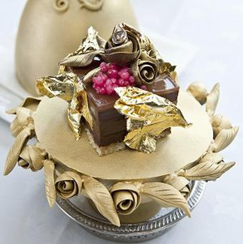 The world's most expensive dessert, which will cost chocolate fans 22,000 pounds