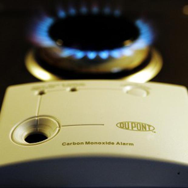 HSE estimate that approximately 40 people die from accidental CO poisoning in Ireland every year