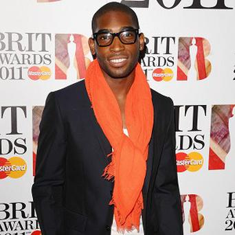 Tinie Tempah met Prince William at a Radio 1 concert