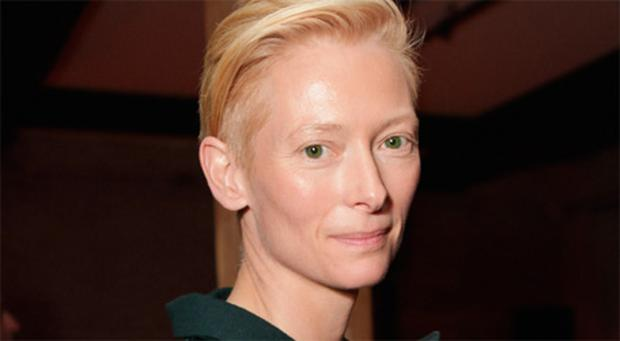 Tilda Swinton. Photo: Getty Images