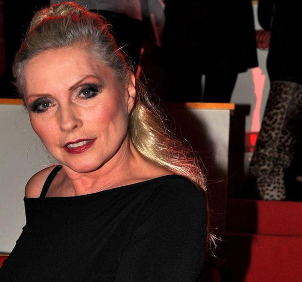 Debbie Harry is a fan of human growth hormone therapy to fight off the effects of ageing. Getty Images