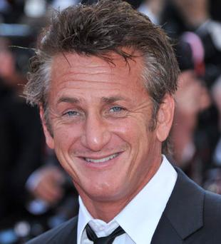 Sean Penn in particular appears to rankle the right.