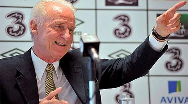 Trapattoni insists he is focused on the short term