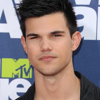 Taylor Lautner has drawn comparisons to Tom Cruise
