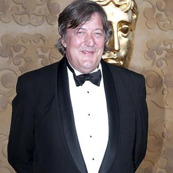 Stephen Fry has been cast as Napoleon's horse