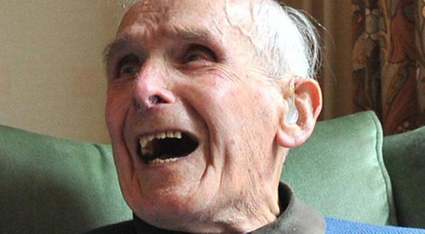 Martin White was the oldest holder of an All-Ireland medal. Photo: Sportsfile