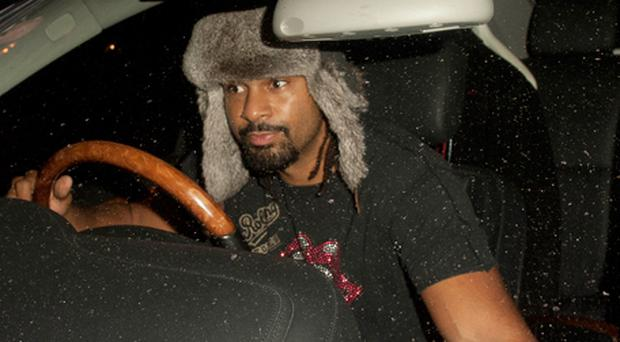 Haye has been at the centre of conflicting rumours about his future since he lost his WBA heavyweight title to Wladimir Klitschko in July. Photo: Getty Images