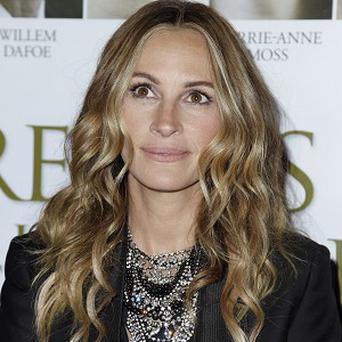 Julia Roberts stars in Fireflies In The Garden