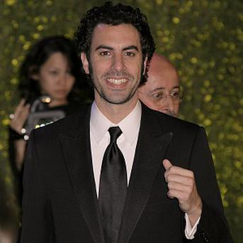 Sacha Baron Cohen has been busy working on The Dictator