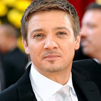 Jeremy Renner played a bomb disposal expert
