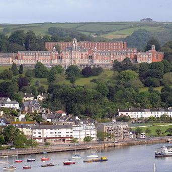 A rail operator has had to amend its adverts promoting trips to Dartmouth as they do not run a normal service to the historic Devonshire town
