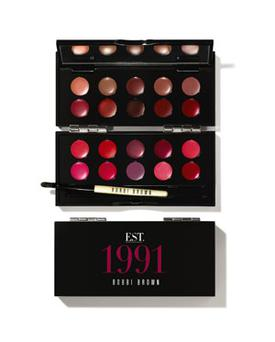 Bobbi Brown 20th anniversary lip palette