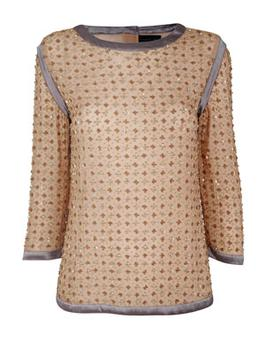 Embellished blouse from Dorothy Perkins €70