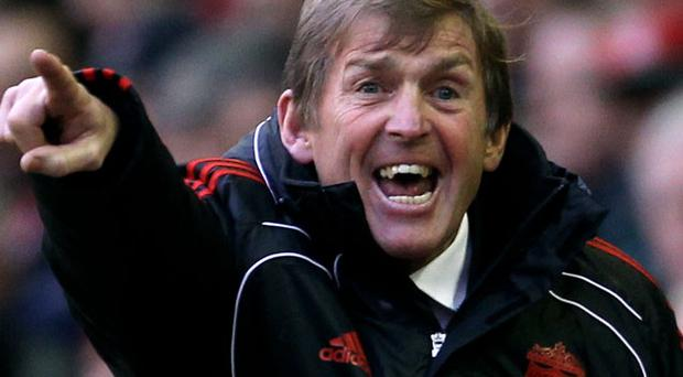 Kenny Dalglish is the only serving Premier League manager who uses the roughedged old term 'Fergie' to describe the man who stands between him and a victory at Anfield this lunchtime