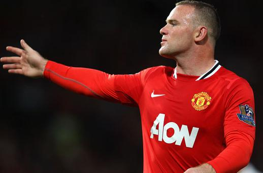 Wayne Rooney will be keen to bounce back at Anfield