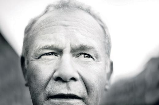 UNDER FIRE: Martin McGuinness claims he left the IRA in 1974 and appears taken aback that hardly anybody believes him. Photo: David Conachy