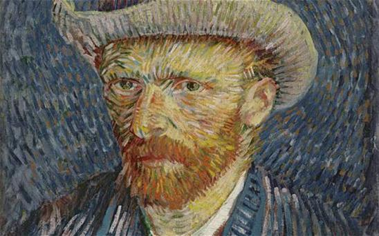 Van Gogh died in 1890 aged 37