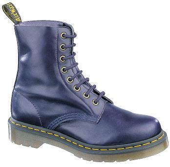 Purple Doc Marten