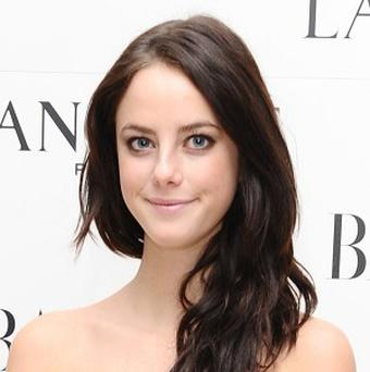 Kaya Scodelario has revealed she had to cope with a more natural look for Wuthering Heights