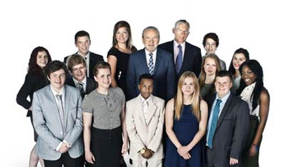 The Young Apprentice starts on BBC on October 24th