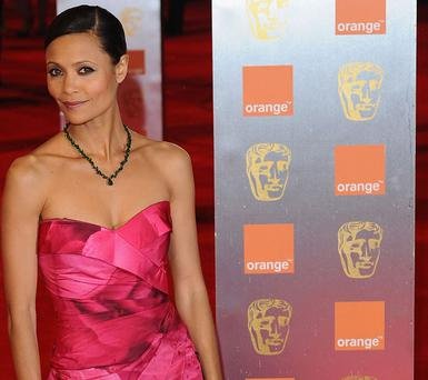 Thandie Newton. Getty Images