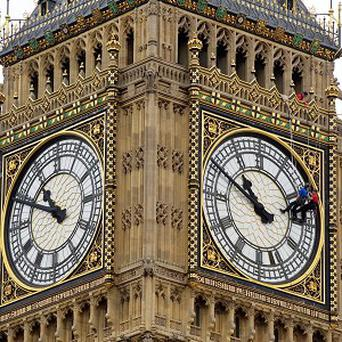 MPs have been told that the clock tower housing Big Ben is not going to collapse