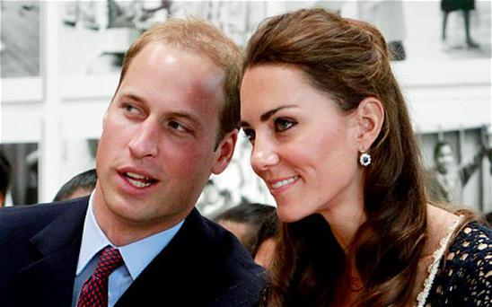 The Royal couple spoke very highly of Downton