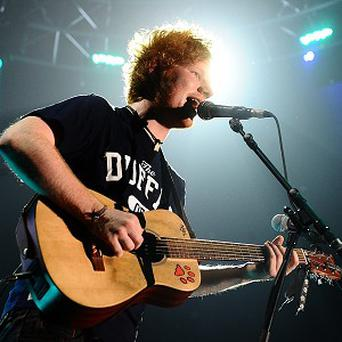 Ed Sheeran says he only cares about the fans