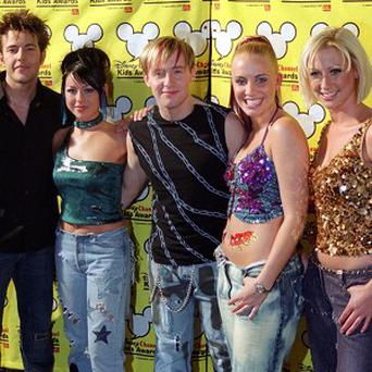 The recently-reunited Steps are at the top of the Official Albums Chart