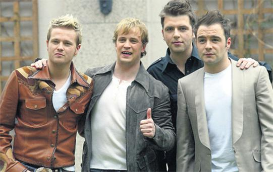 The remaining members after Brian McFadden's departure in 2004