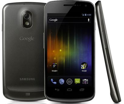 Google's new Galaxy Nexus is made by Samsung and will launch in November