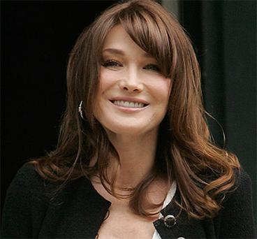 Carla Bruni. Photo: Getty Images