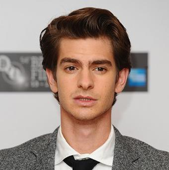 Andrew Garfield's turn as Spider-Man is eagerly anticipated