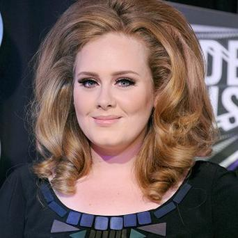 Adele admits she's a fan of Justin Bieber
