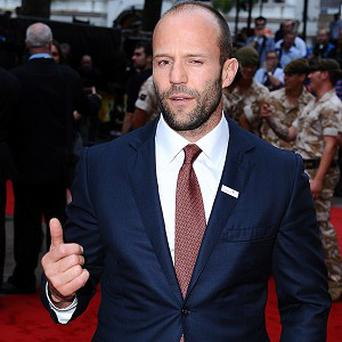 Jason Statham says he hasn't been in talks about a Transformers movie