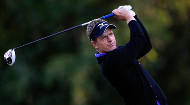 Luke Donald. Photo: Getty Images
