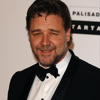 Russell Crowe has been talking about his Man Of Steel fight scenes