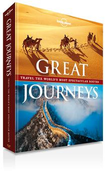 Lonely Planet's brand new book Great Journeys compiles the world's most iconic journeys from historic pilgrimages to classic train journeys. Featuring everything from journeys you can take today to journeys that have shaped history, Great Journeys includes 78 incredible journeys by road, rail, sea, river, plane and on foot. <br/>Great Journeys is available to buy from shop.lonelyplanet.com