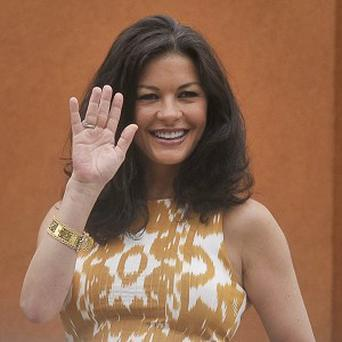 Catherine Zeta Jones is set to star alongside Russell Crowe