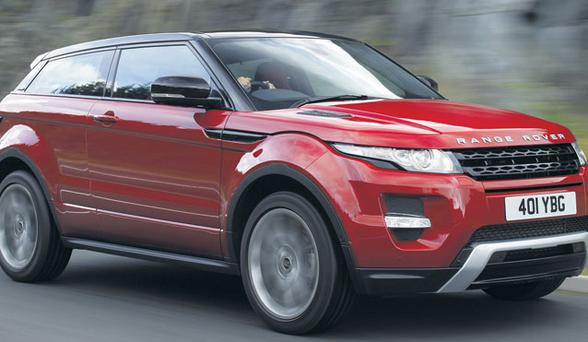 RANGEROVER EVOQUE RATING 85/100